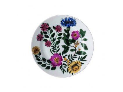 Lapos tányér Magic Garden Blossom Rosenthal 17 cm