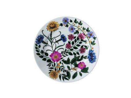 Lapos tányér Magic Garden Blossom Rosenthal 21 cm