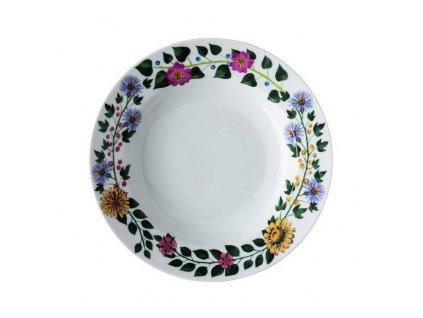 Mély tányér Magic Garden Blossom Rosenthal 23 cm