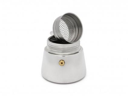 Kotyogós kávéfőző Leopold Vienna fényes 6 csészéhez