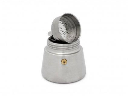 Kotyogós kávéfőző Leopold Vienna matt 6 csészéhez