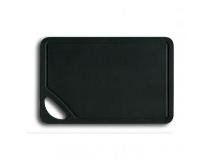 Vágódeszka Wüsthof fekete 26x17 cm