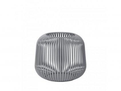 Lámpás Lito kisméretű acélszürke