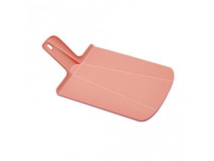 Összecsukható vágódeszka Chop2Pot 60158 Joseph Joseph halvány rózsaszín 38x21cm