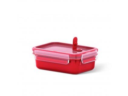 Ételtároló doboz Master Seal Micro K3102012 Tefal téglalap alakú 550 ml