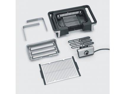 Elektromos grill PG 8114 SENOA DIGITAL BOOST Severin 3000 W