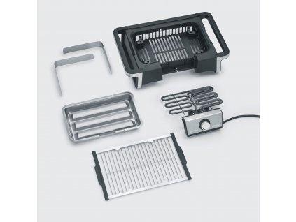 Elektromos grill PG 8113 SENOA BOOST Severin 3000 W