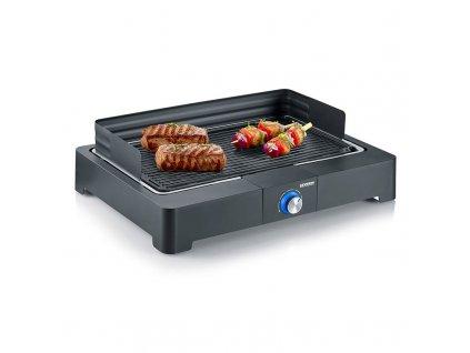 Elektromos grill PG 8562 Severin 2200 W
