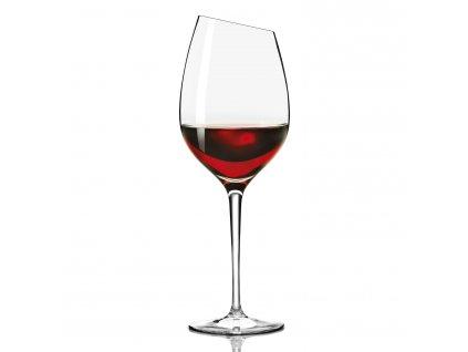 Vörösboros pohár Syrah borhoz