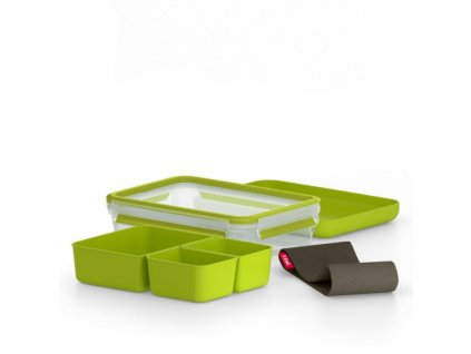 Ebédtároló doboz Master Seal To Go Tefal téglalap alakú 1,2 l
