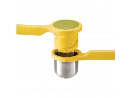 Helix citrusprés, ergonomikus, sárga