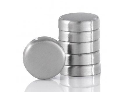 MURO mágnesek, Ø 2,5 cm, 6 darab