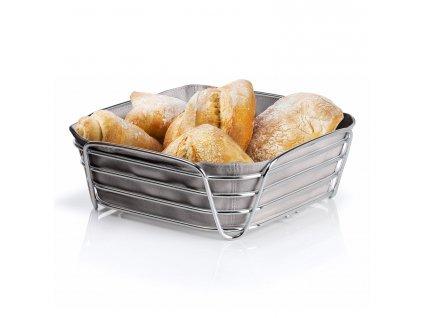 DELARA nagy kenyérkosár, szürkésbarna