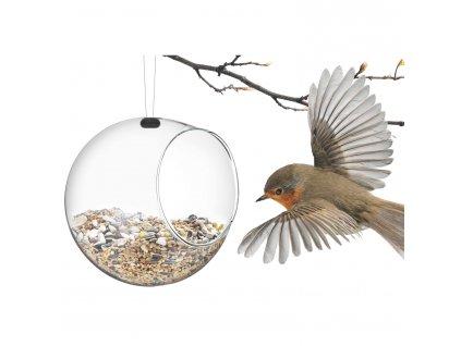Felakasztható mini madáretető, 2 darab