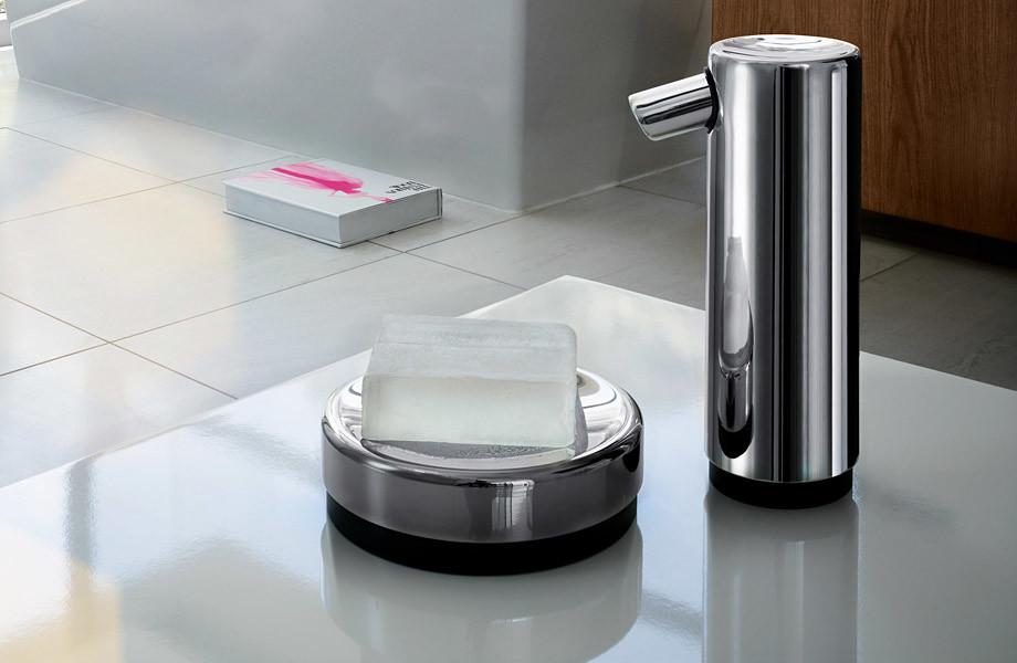 Dozowniki do mydła i mydelniczki