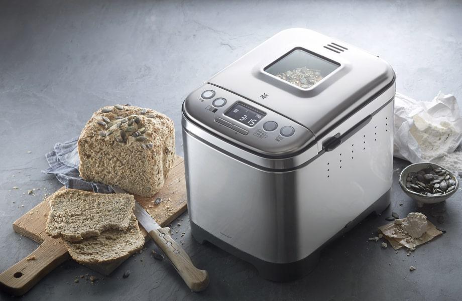 Wypiekacze chleba