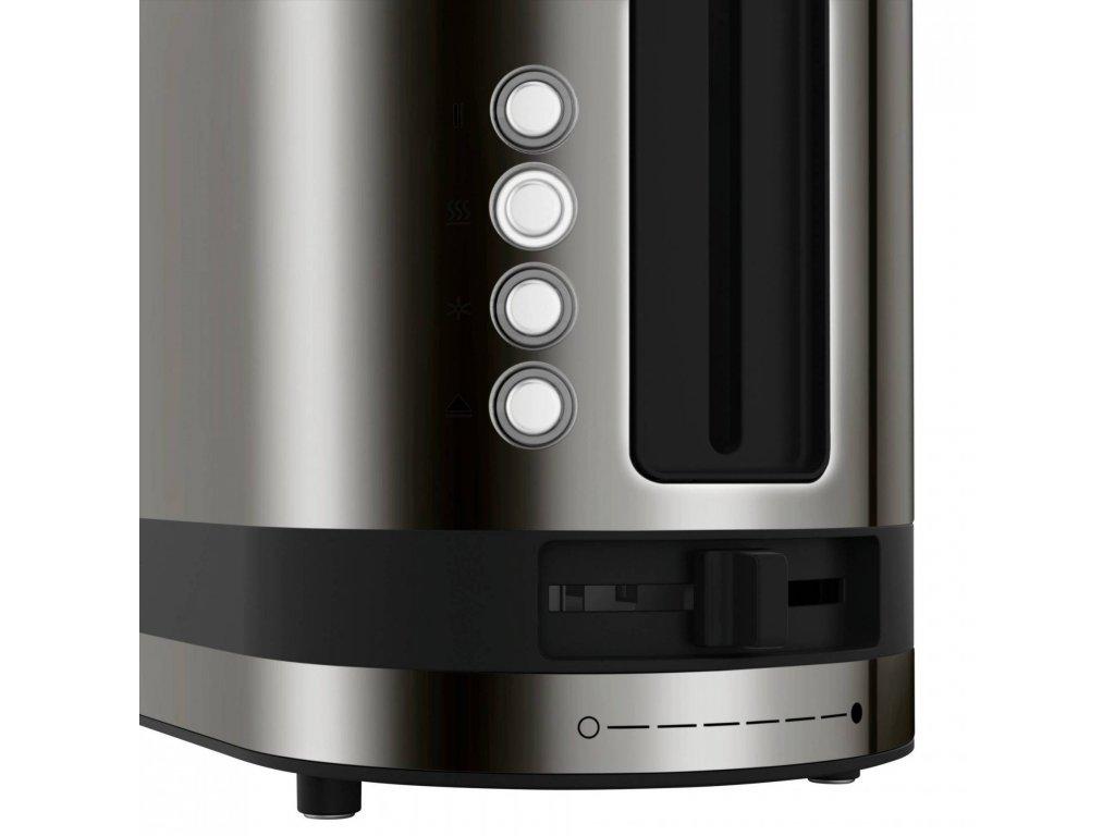 Toster KITCHENminis® 15,6 cm 15,6 grafit WMF