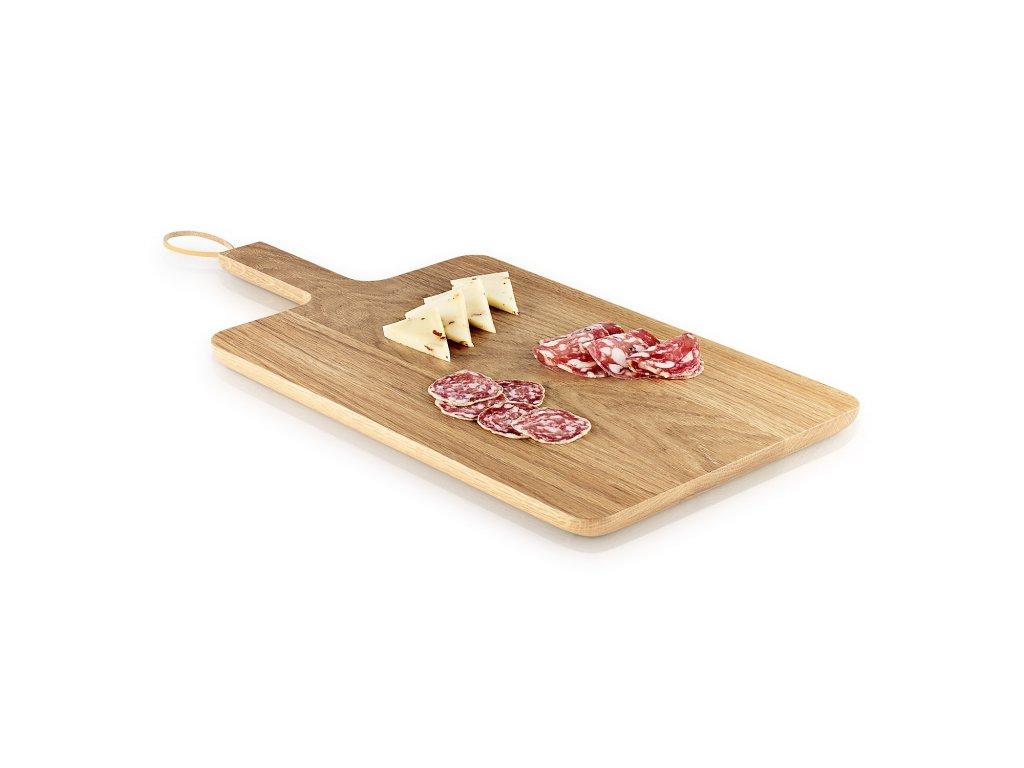 Drewniana deska do krojenia i serwowania średnia Nordic kitchen Eva Solo