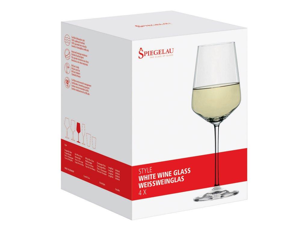 Zestaw 4 kieliszków 4 dla białego wina Style Spiegelau