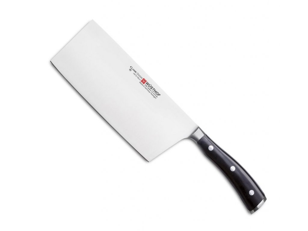 Chiński nóż szefa kuchni 18 cm Classic Ikon WÜSTHOF