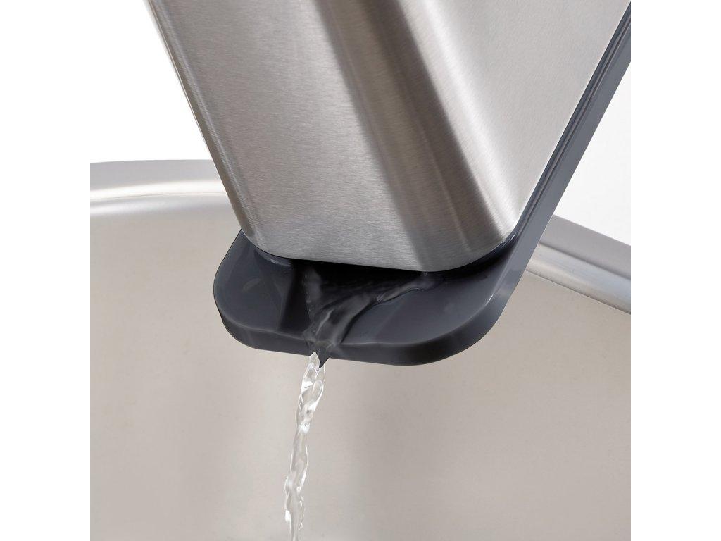 Stojak do odsączania sztućców, noże i przybory kuchenne powierzchnia nierdzewna™ Joseph Joseph