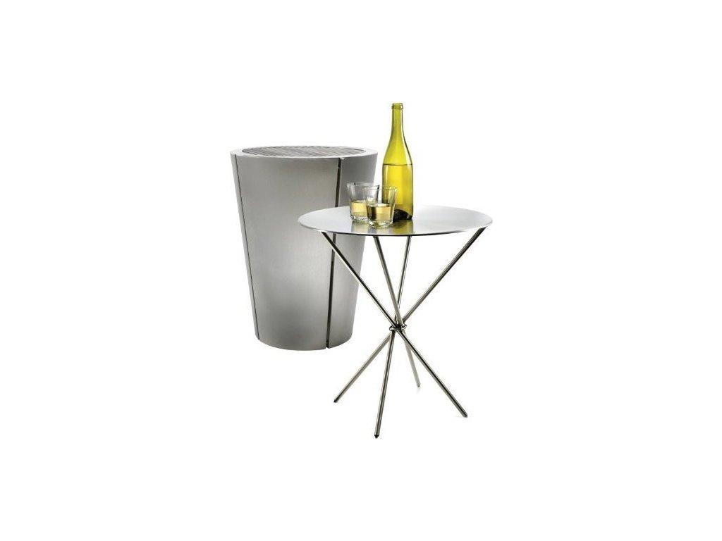 Pokrowiec ochronny na grill Charcoal 49 cm