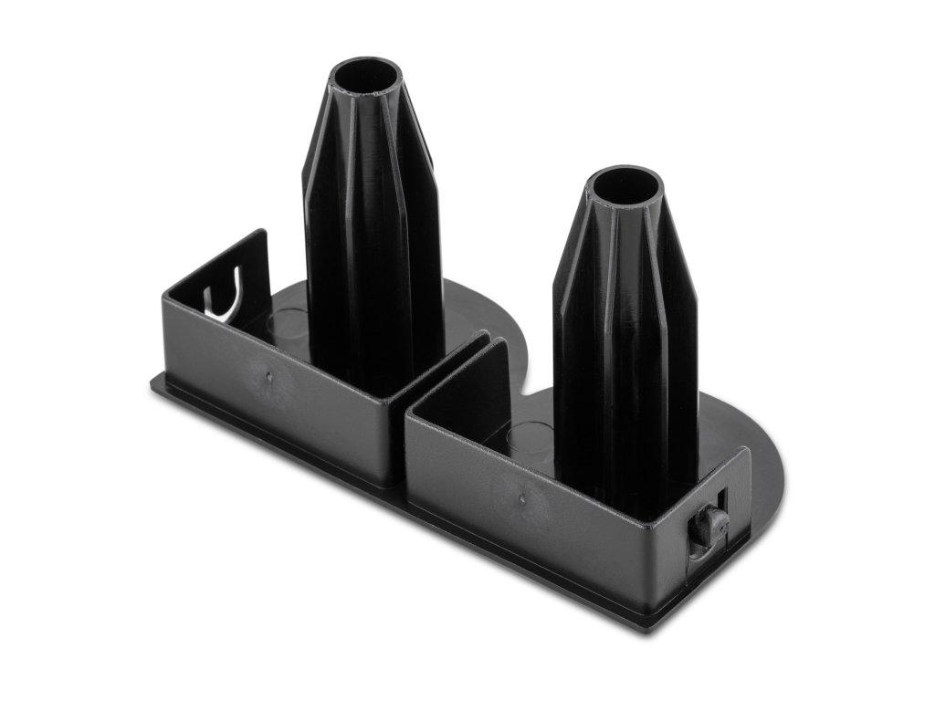 Uchwyt ścienny na papierowe ręczniki kuchenne oraz folie OBAR Blomus