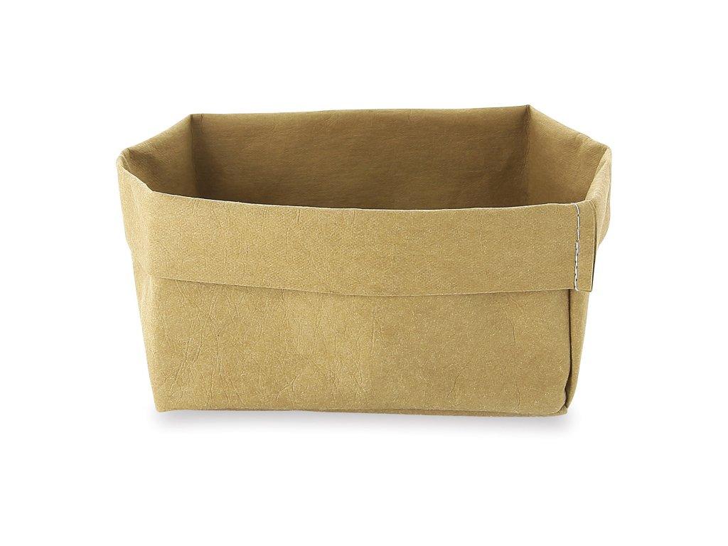 Koszyk na pieczywo 16 x 16 cm brązowy Havane Touch