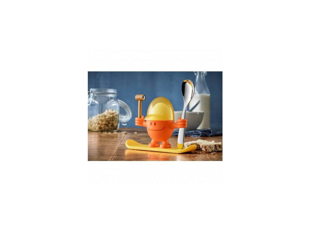 """Stoisko z jajkami """"McEgg"""" pomarańczowy WMF"""