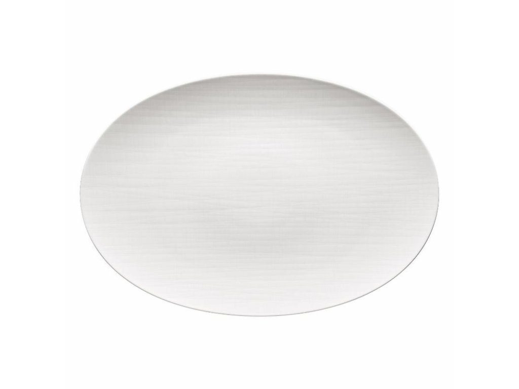 Półmisek Mesh Rosenthal biały 42 cm