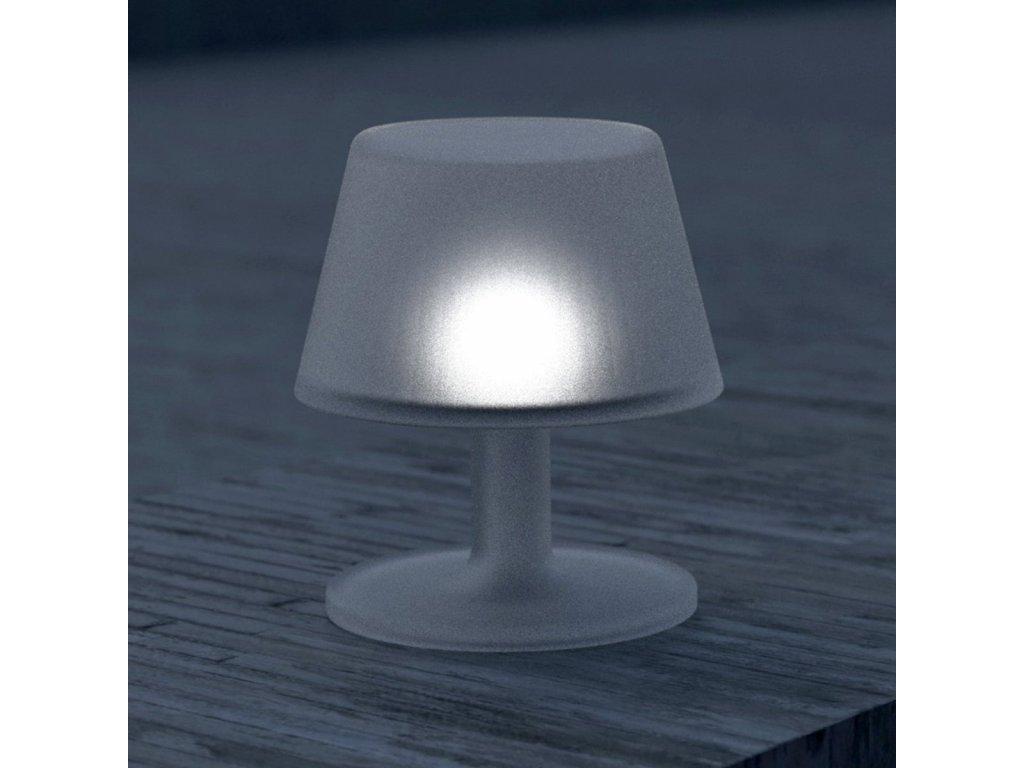 Lampa stołowa solarna SunLight Eva Solo