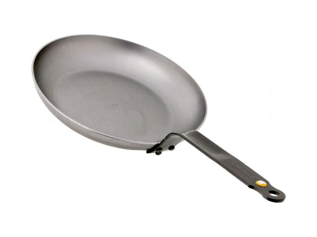 Stalowa patelnia do omletów Minerał B Element Ø 24 cm de Kupujący