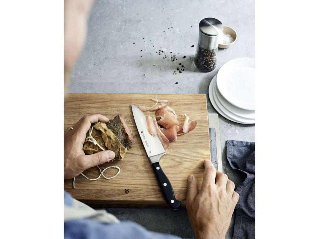 Zestaw noży z blokiem 6dílná buk Spitzenklasse Plus PC WMF