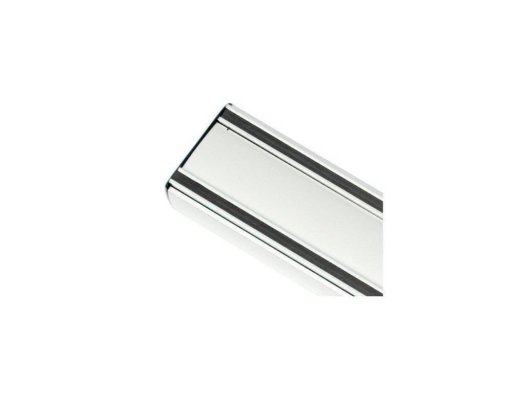 Listwa magnetyczna na noże 45 cm srebrna WÜSTHOF