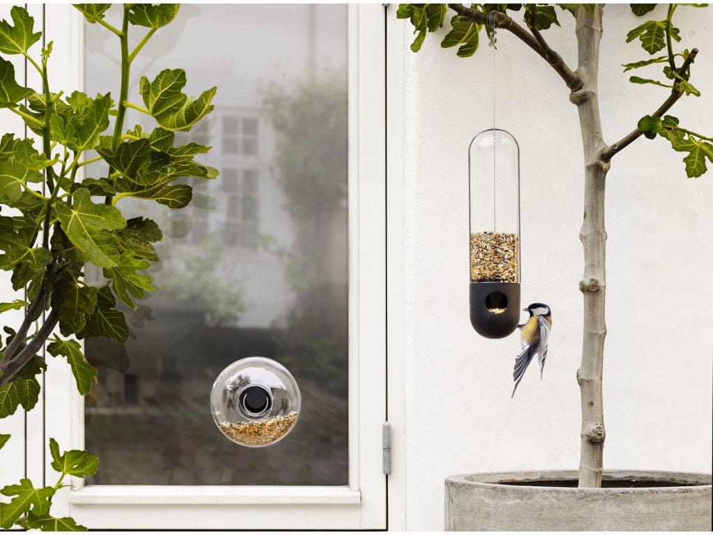 Do zawieszenia karmnik dla ptaków Tube Eva Solo