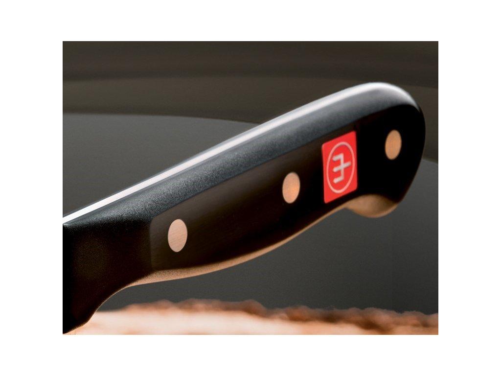 Zestaw noży z jasnym blokiem, tasakiem, ostrzałką i nożyczkami 6-częściowy WÜSTHOF
