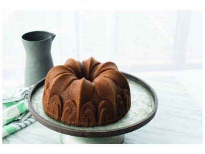 Forma do ciasta bundt cake lilie Fleur De Lis Miedź Bundt® Magazyn nordycki