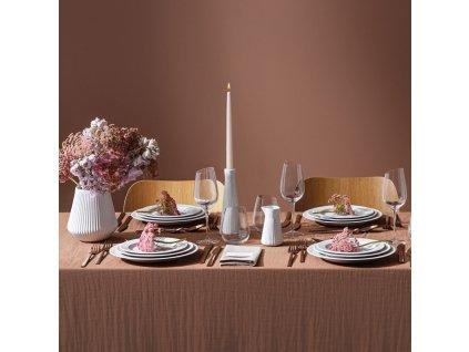 Świecznik Legio Nova biały 20 cm Eva Solo