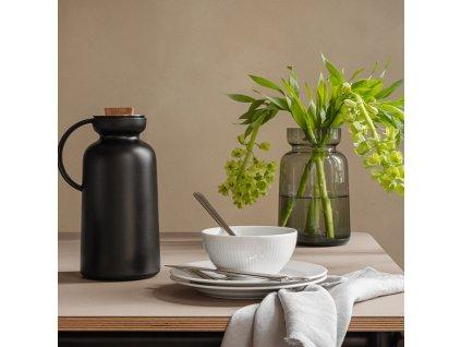Pojemnik na sól z łyżeczką Legio Nova