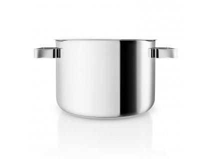 Garnek z pokrywką Nordic kitchen stal nierdzewna Ø 20 cm Eva Solo