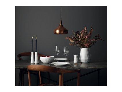 Świecznik Legio Nova biała 16 cm Eva Solo