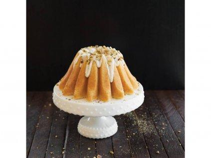 Mała forma do ciasta bundt cake Lotus Bundt® gold Magazyn nordycki
