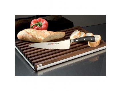 Drewniana deska do krojenia do krojenia pieczywa 40 x 25 cm WÜSTHOF