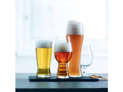 Zestaw 4 kieliszków 4 na piwo Lager Beer Klasyczne Spiegelau
