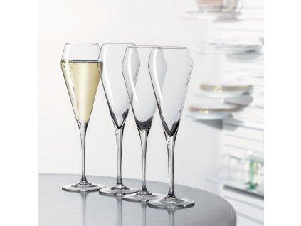 Zestaw 4 kieliszków do szampana Willsberger Anniversary Spiegelau