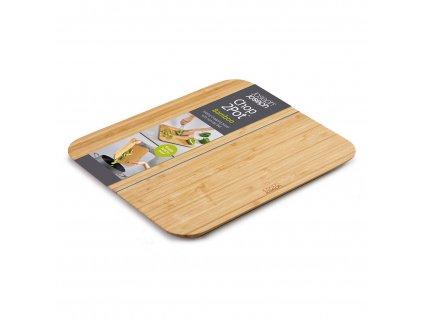 Składana deska do krojenia bambusowa Chop2Pot™ Large