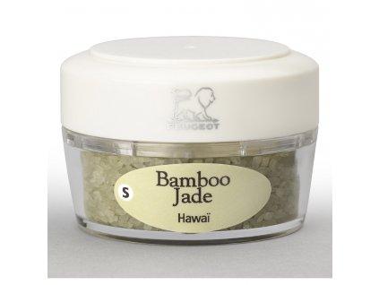 Pojemnik z solą z bambusowymi liśćmi Hawai ZANZIBAR