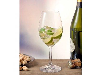 Set 4 uniwersalne okulary dla wina Festival Spiegelau