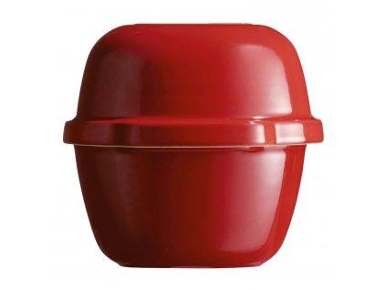 Edgy forma do chleba Burgund czerwony duża Emile Henry