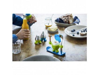 """Stoisko z jajkami """"McEgg"""" niebieski WMF"""